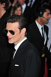 © licensed to London News Pictures. London, UK  22/05/11 Matt Smith attends the BAFTA Television Awards at The Grosvenor Hotel in London . Please see special instructions for usage rates. Photo credit should read AlanRoxborough/LNP