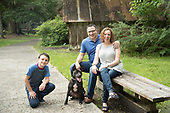 Cohen Family Portrait