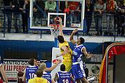 DESCRIZIONE : Frosinone Lega Basket A2 2011-12  Prima Veroli Centrle del Latte Brescia<br /> <br /> GIOCATORE : David Brkic<br /> <br /> CATEGORIA : schiacciata<br /> <br /> SQUADRA : Prima Veroli<br /> <br /> EVENTO : Campionato Lega A2 2011-2012<br /> <br /> GARA : Prima Veroli Centrale del Latte Brescia <br /> <br /> DATA : 18/03/2012<br /> <br /> SPORT : Pallacanestro <br /> <br /> AUTORE : Agenzia Ciamillo-Castoria/ A.Ciucci<br /> <br /> Galleria : Lega Basket A2 2011-2012 <br /> <br /> Fotonotizia : Frosinone Lega Basket A2 2011-12 Prima Veroli Centrale del Latte Brescia<br /> <br /> Predefinita :