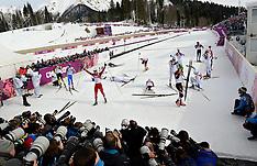 20140209 Olympics Sochi - Langrend