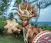 Chief, Tufi, Papua New GUinea