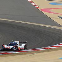 #1, Porsche Team, Porsche 919 Hybrid, driven by: Neel Jani, Andre Lotterer, Nick Tandy, WEC BAPCO 6 Hours of Bahrain, 17/11/2017,