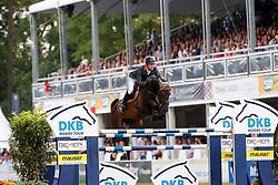 Rieskamp-Goedeking Tim, GER, Quapitola de Beaufour<br /> Internationales Wiesbadener PfingstTurnier 2017<br /> © Hippo Foto - Stefan Lafrentz