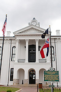 Historic Lafayette County courthouse, Oxford Mississippi.