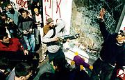 May Day riot London 2000