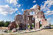 The Red Church is an early Byzantine Christian basilica in south central Bulgaria.