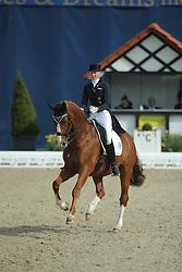 Keller, Kathleen (GER) Daintree<br /> Hagen - Horses and Dreams 2016<br /> © Stefan Lafrentz