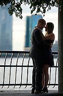 20140914 - Battery Park City, New York - Lana Greenbaum and David Saad's engagement. (Isabel Slepoy)
