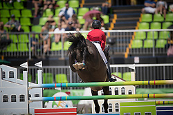 Foster Tiffany, CAN, Tripple X III<br /> Olympic Games Rio 2016<br /> © Hippo Foto - Dirk Caremans<br /> 16/08/16