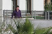 Raffaele Sollecito in villa a Bisceglie