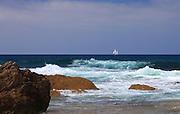 Crystal Cove State Beach