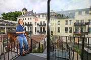 Ludwigshafen. 11.07.17   depotLU<br /> depotLU. In einem ehemaligen Stra&szlig;enbahndepot hat Investorin Birgit St&auml;rk neues Leben eingehaucht. Neben Exklusiven L&auml;den, gibt es Wohnungen und Firmenr&auml;ume.<br /> - Birgit St&auml;rk<br /> <br /> BILD- ID 0052  <br /> Bild: Markus Prosswitz 11JUL17 / masterpress (Bild ist honorarpflichtig - No Model Release!)