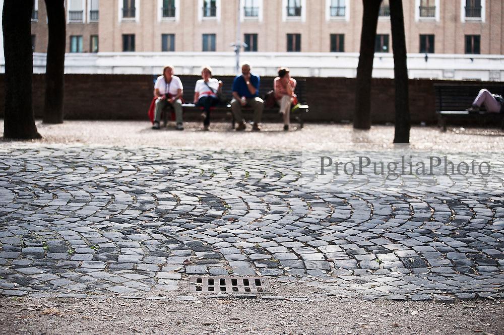 Rome - 2013 - Tourists