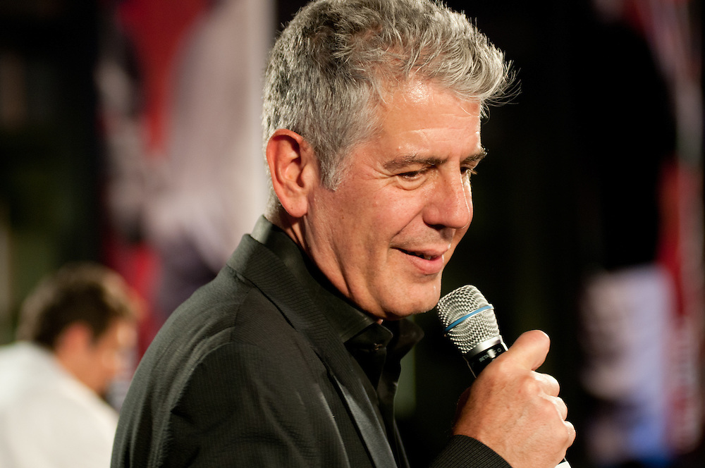 Anthony Bourdain, DC Capital Food Fight