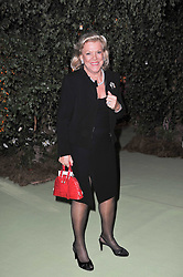ROS PACKER at a dinner hosted by Cartier in celebration of the Chelsea Flower Show held at Battersea Power Station, 188 Kirtling Street, London SW8 on 23rd May 2011.