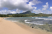 Mahaulepu Beach, Kauai, Hawaii<br />