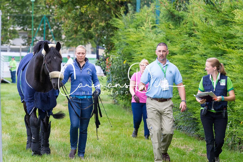 Stegars Terhi, (FIN), Axis TSF<br /> Alltech FEI World Equestrian Games™ 2014 - Normandy, France.<br /> © Hippo Foto Team - Leanjo de Koster<br /> 25/06/14
