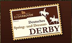 Hamburg - Deutsches Spring- und Dressur-Derby 2019