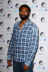 Nicholas Pinnock during the Triforce Film Festival, London, United Kingdom. Sunday, 8th December 2013. Picture by Nils Jorgensen / i-Images