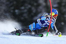06.01.2014, Stelvio, Bormio, ITA, FIS Weltcup Ski Alpin, Bormio, Slalom, Herren, im Bild Andre Myhrer // Andre Myhrer  in action during mens Slalom of the Bormio FIS Ski World Cup at the Stelvio in Bormio, Italy on 2014/01/06. EXPA Pictures © 2014, PhotoCredit: EXPA/ Sammy Minkoff<br /> <br /> *****ATTENTION - OUT of GER*****