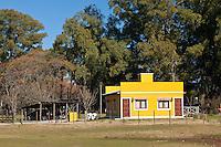 CABAÑAS PARA FINES TURISTICOS, SAN ANTONIO DE ARECO, PROVINCIA DE BUENOS AIRES, ARGENTINA (PHOTO © MARCO GUOLI - ALL RIGHTS RESERVED)