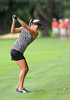 Bildnummer: 14378012  Datum: 30.08.2013  Copyright: imago/Icon SMI<br /> August 30, 2013: Lexi Thompson hits from the fairway during second round play at the Safeway Classic at Columbia-Edgewater Country Club in Portland, Oregon. GOLF: AUG 30 LPGA Golf Damen - Safeway Classic - Second Round <br /> <br /> Norway only