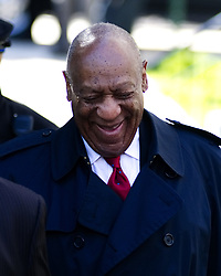 April 26, 2018 - Norristown, Pennsylvania, U.S. - Bill Cosby arrives for the second day of jury deliberations at Montgomery County Court House, in Norristown. (Credit Image: © Bastiaan Slabbers/NurPhoto via ZUMA Press)