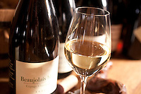 Domaine du Vissoux, Beaujolais<br /> <br /> Chermette's Beaujolais Blanc<br />  September 14, 2007<br /> <br /> Photo by Owen Franken for the NY Times