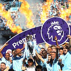 Manchester City v Huddersfield Town