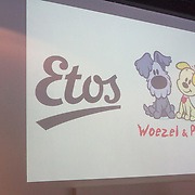 NLD/Diemen/20160831 - Samenwerkingsverband tussen Etos en Woezel & Pip met Dinand Woesthoff en Lucy Hopkins, Etos en Woezel & Pip