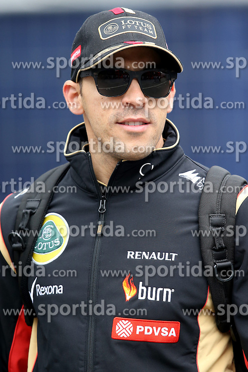 21.06.2014, Red Bull Ring, Spielberg, AUT, FIA, Formel 1, Grosser Preis von &Ouml;sterreich, Qualifying, im Bild Pastor Maldonado (VEN) Lotus. // during the qualifying of the Austrian Formula One Grand Prix at the Red Bull Ring in Spielberg, Austria on 2014/06/21. EXPA Pictures &copy; 2014, PhotoCredit: EXPA/ Sutton Images/ Boland<br /> <br /> *****ATTENTION - for AUT, SLO, CRO, SRB, BIH, MAZ only*****
