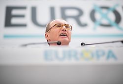 04.05.2019, Sofiensäle, Wien, AUT, ÖVP, Wahlkampfauftakt zur EU-Wahl. im Bild EU-Spitzenkandidat Othmar Karas (ÖVP) // Topcandidate Othmar Karas during campaign opening regarding to Eurpean Parliment Elections of the Austrian People' s Party in Vienna, Austria on 2019/05/04. EXPA Pictures © 2019, PhotoCredit: EXPA/ Michael Gruber