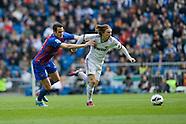 Real Madrid v Levante Unión Deportiva 060413