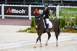 Anastasja Vistalova, (CZE), Jambo - Team Competition Grade Ib Para Dressage - Alltech FEI World Equestrian Games™ 2014 - Normandy, France.<br /> © Hippo Foto Team - Jon Stroud <br /> 25/06/14