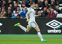 Football - 2016 / 2017 Premier League - West Ham United vs. Sunderland<br /> <br /> Paddy McNair of Sunderland at The London Stadium.<br /> <br /> COLORSPORT/DANIEL BEARHAM