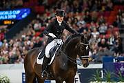 Morgan Barbancon - Sir Donnerhall II OLD<br /> FEI World Cup Final Gothenburg 2019<br /> © DigiShots