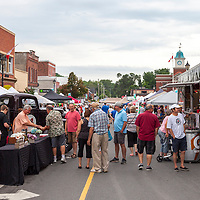 Incredible Edibles Festival July 14, 2018, Campbellford ON