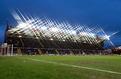 Play under the Ashton Gate lights - Photo mandatory by-line: Joe Meredith/JMP  - Tel: Mobile: 07966 386802 - 26/01/2013 - Bristol City v Ipswich Town - SPORT - FOOTBALL - Championship -  Bristol  - Ashton Gate Stadium -