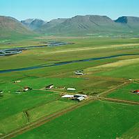 Geldingaholt og Garðhús, Seyluhreppur.Geldingaholt and Gardhus, Seyluhreppur