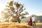 Los Olivos engagement session from Santa Barbara wedding photographer Michelle Turner.