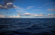 Blue open ocean, Hawaii