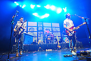 The Last Summer on Earth tour featuring Boothby, Guster, the Ben Folds Five and Barenaked Ladies at the Verizon Theatre in Grand Prairie, Texas on June 17, 2013.