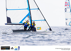 "From 27th of July to 4th of August the Kieler Yacht-Club e.V. host the 49er, 49er FX and Nacra17 Mix European Championships. Around 400 sailors from 39 nations will meet in Kiel on their path towards Tokyo 2020. This time, the Nacra17 can for the first time show their ability ""to fly"" with the new foils in a regatta."