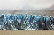 Upsala Glacier in southern Patagonia.