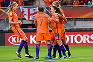 Netherlands v England 030817