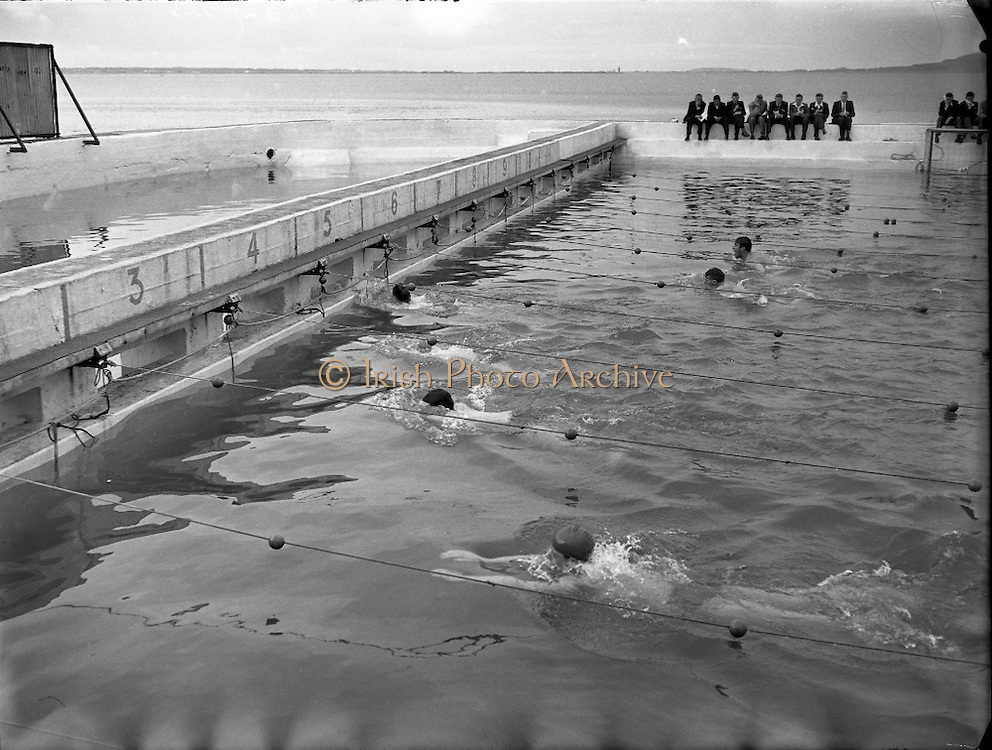 See Irelands swimming Elite at the New Ross Spring Swim Meet. Remember the good old times of this Swim meeting with Irish Photo Archive and their incredible black and white Photography.