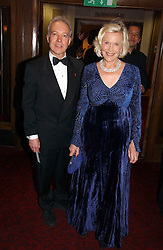 Acytess HONOR BLACKMAN and actor NICKOLAS GRACE at the 10th Anniversary Asian Business Awards 2006 at the London Grosvenor Hotel Park Lane, London on 19th April 2006.<br />