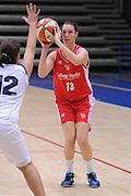 DESCRIZIONE : Latina Basket Campionato Italiano Femminile serie B 2011-2012<br /> GIOCATORE : Giulia Vanin<br /> SQUADRA : College Italia<br /> EVENTO : College Italia 2011-2012<br /> GARA : Cestistica Latina College Italia <br /> DATA : 09/12/2011<br /> CATEGORIA : tiro<br /> SPORT : Pallacanestro <br /> AUTORE : Agenzia Ciamillo-Castoria/GiulioCiamillo<br /> Galleria : Fip Nazionali 2011<br /> Fotonotizia :  Latina Basket Campionato<br /> Italiano Femminile serie B 2011-2012<br /> Predefinita :