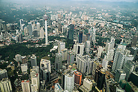 KL Tower, Bukit Nanas & Bukit Kewangan (Pineapple Hill & Financial Hill)