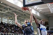 Diego Flaccadori<br /> Dolomiti Energia Aquila Basket Trento - Germani Basket Brescia Leonessa<br /> Lega Basket Serie A 2016/2017<br /> PalaTrento 23/04//2017<br /> Foto Ciamillo-Castoria / M. Brondi